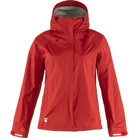 Fjällräven High Coast Hydratic Jacket Women, true red